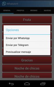 WhatsArt 4.1 actualizaciones y mejoras